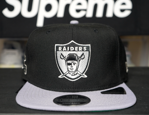 "NEW ERA SNAPBACK HAT ""DOUBLE UP"""