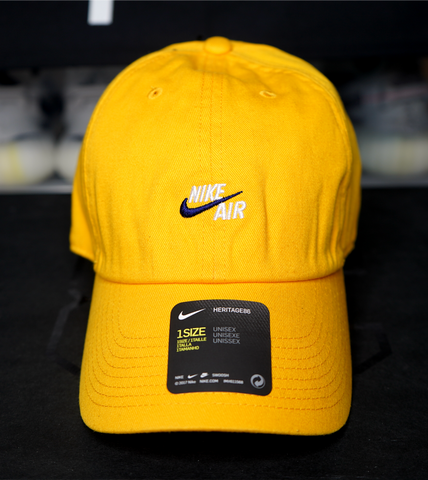 "NIKE SPORTSWEAR DAD HAT ""CANARY YELLOW"""