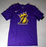 "NIKE L.A. LAKERS TEE ""THE KING"""