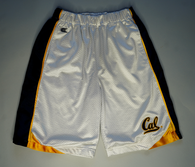 "VINTAGE CAL HOOP SHORTS ""GOLDEN BEAR"""