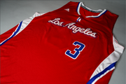 "ADIDAS CHRIS PAUL JERSEY ""L.A. CLIPPERS"""