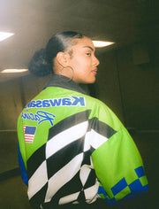 "Kawasaki Racing Windbreaker ""Runner up"""