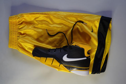 "NIKE BASKETBALL HOOP SHORTS ""DEL SOL"""