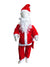 Santa Claus With Beard Complete Set Christmas Kids & Adults Fancy Dress Costume - Premium