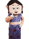 Buy Chutki Chota Bheem Cartoon Mascot Costume For Theme Birthday Party & Events | Adults | Full Size