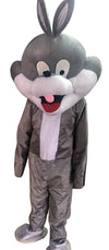 Buy Bugs Bunny Grey Cartoon Mascot for Adults in Free Size Online in India