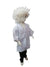 Scientist Einstein Noble Prize Winner Kids Fancy Dress Costume