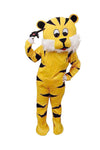 Buy Sherkhan Cute Tiger Cartoon Animal Mascot for Adults Free Size Online in India
