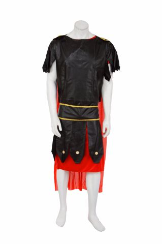 Royal Roman Warrior Halloween Costume Theme Party For Men | Males | Boys | Adults - Imported