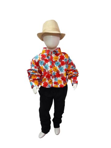 Goa Boy With Hat Indian State Kids Fancy Dress Costume for Boys and Men