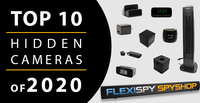Top 10 Hidden Cameras of 2020