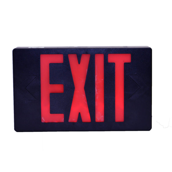 1080p Hardwired Exit Sign Hidden Wi-Fi Camera