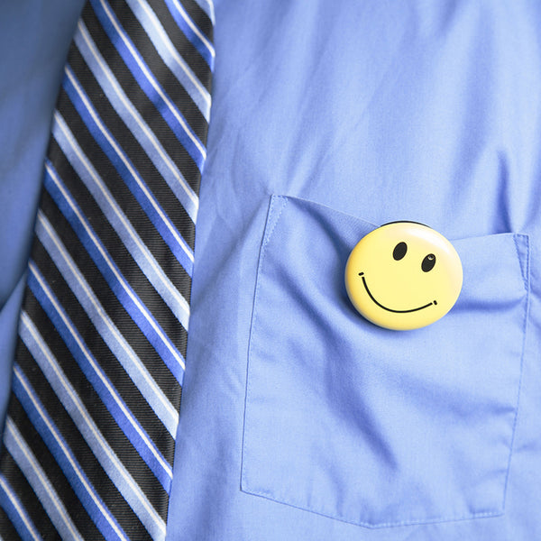 Smiley Button Hidden Video Camera