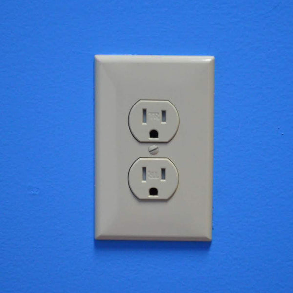 4K Wall Outlet Hidden Wi-Fi Camera