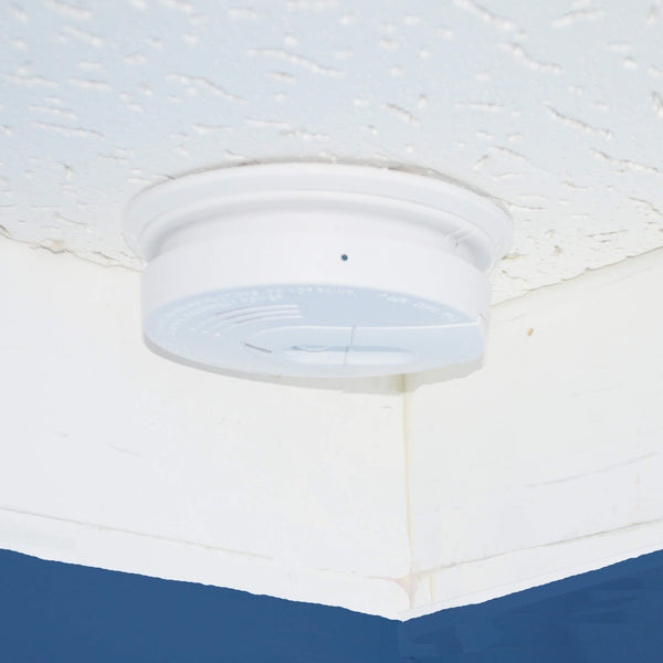 4K Smoke Detector Hidden Wi-Fi Camera