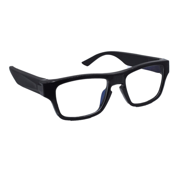 1080p HD Video Camera Glasses with Simple One-Touch Recording System