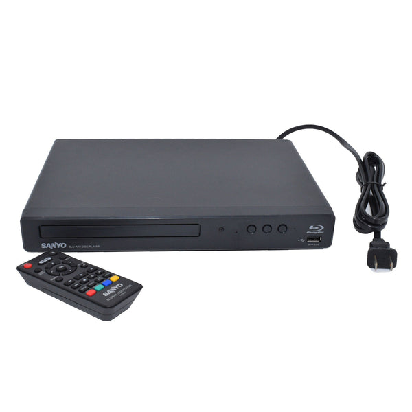 1080p Blu-Ray Player Hidden Wi-Fi Camera