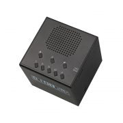 1080p Night-Vision Enabled Bluetooth Speaker Hidden Wi-Fi Camera