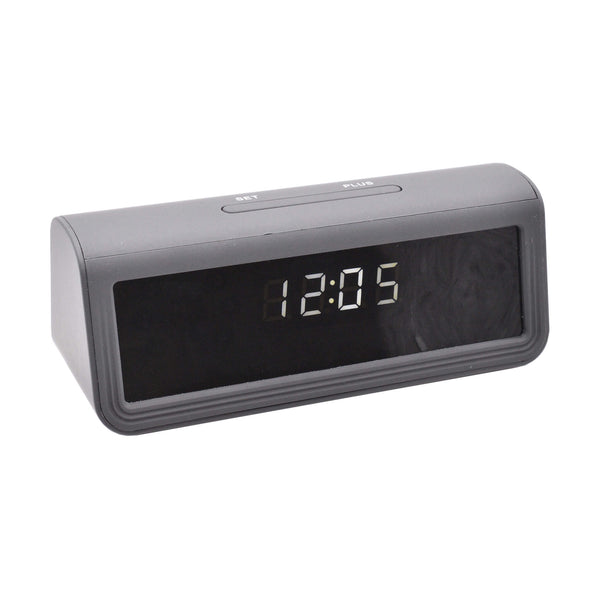 4K Night Vision Alarm Clock Hidden Wi-Fi Camera