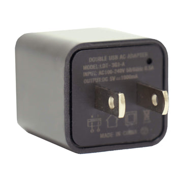 USB Power Adapter with 1080p Hidden Camera