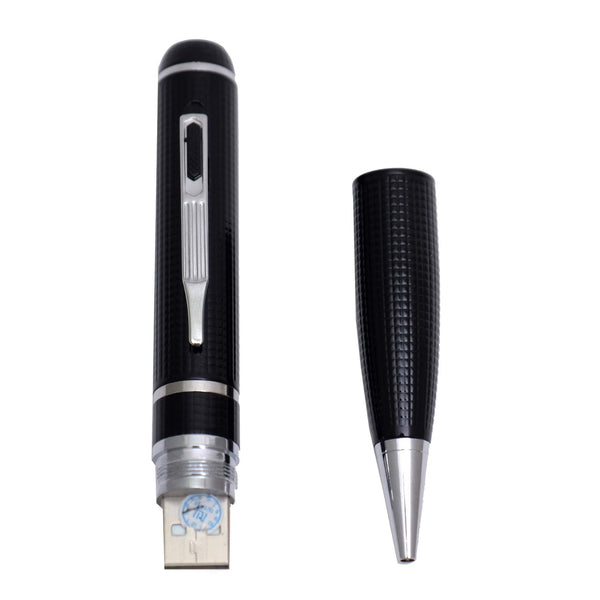 Video Pen with 2K Hidden Camera - FlexiSPY Spy Shop