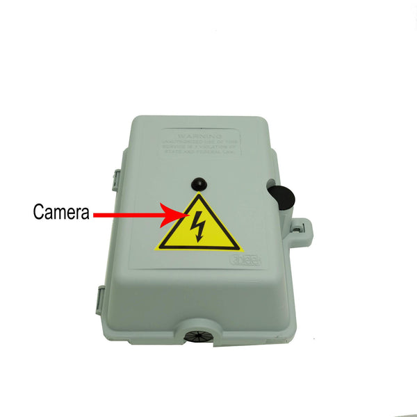 1080p Electrical Box Hidden Camera - FlexiSPY Spy Shop