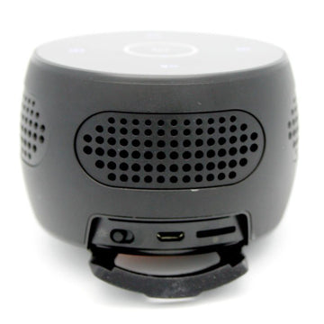 Bluetooth Speaker Hidden Camera