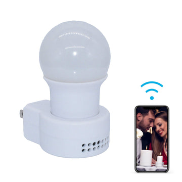 1080p Night Light Hidden Wi-Fi Camera
