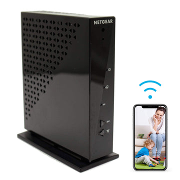 1080p Router Hidden Wi-Fi Camera