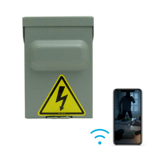 1080p Electrical Box Hidden Wi-Fi Camera