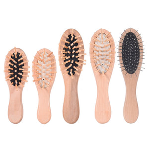 Improve Hair Growthprevent Hair Loss Wooden Comb Wigs