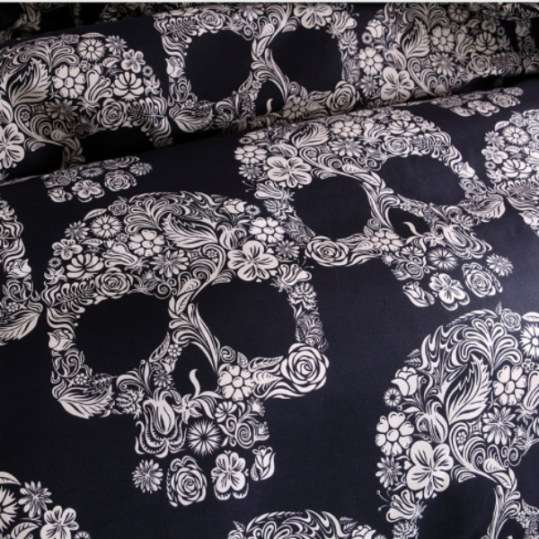 Cooper Skull Bedding Set