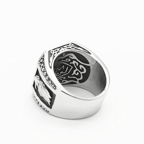 Image of Cadel Gothic Biker Ring
