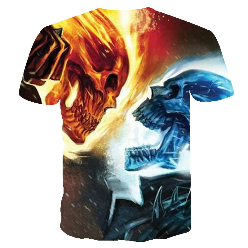 Magnus Mens T Shirt