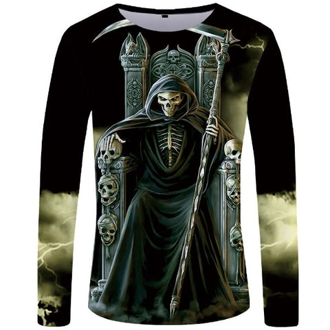 Image of Olin Grim Reaper Top