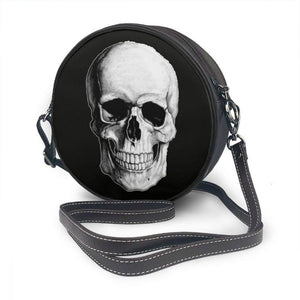 Cory Skull Round Shoulder Bag