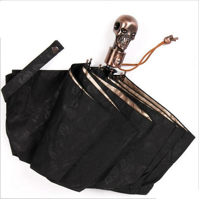 Ranger Skull Handle Umbrella