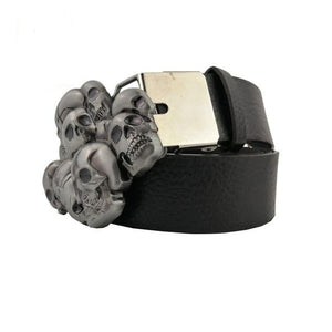 Malin Mens Skull Head Belt