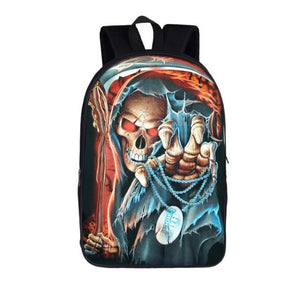Axel Skull Backpack