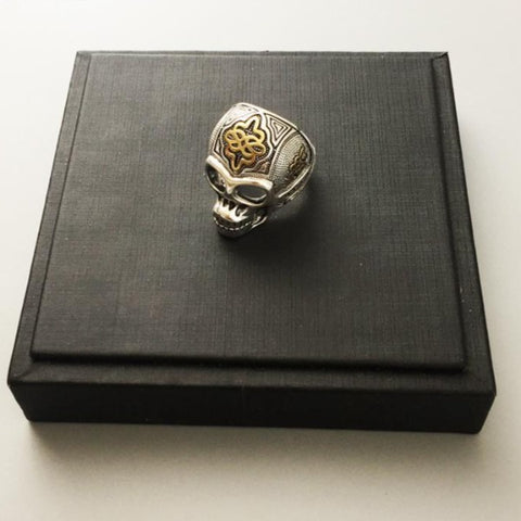 Image of Alden Skull Ring
