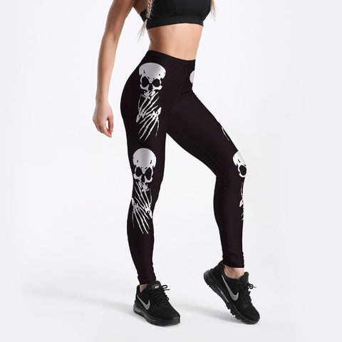 Image of Arlene Skull Leggings