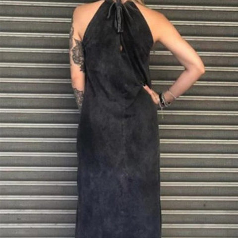 Image of Carla Skull Maxi Dress