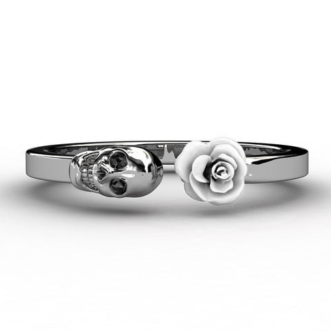 Image of Kyra Fashion Skull Ring