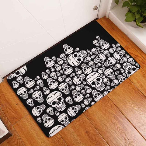 Image of Nova Waterproof Skull Door Mat
