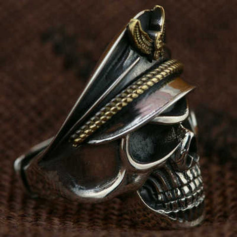 Image of Tylen Punk Skull Ring