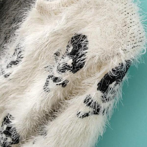 Image of Emory Womens Skull Cardigan