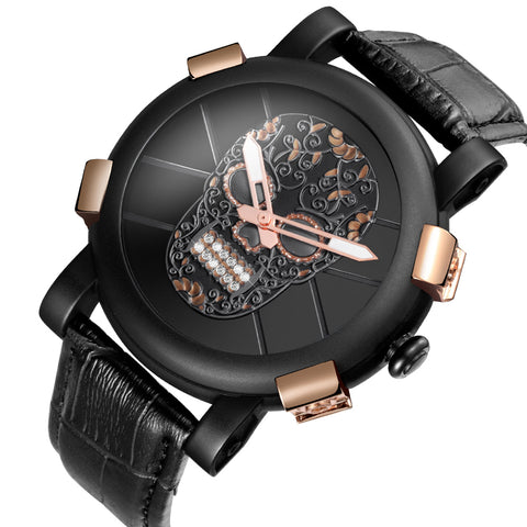Bruno Skull Watch