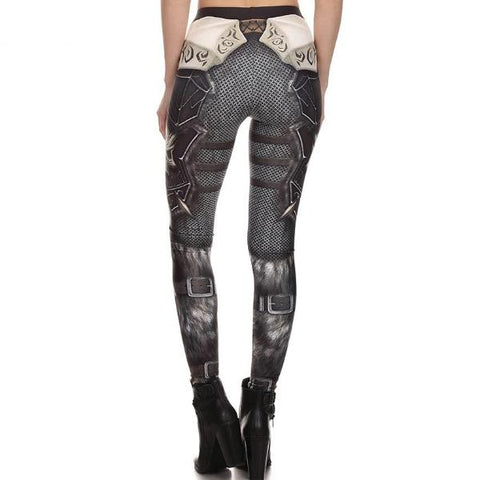 Odelia Skull Leggings