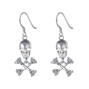 Zora Sterling Silver Earrings