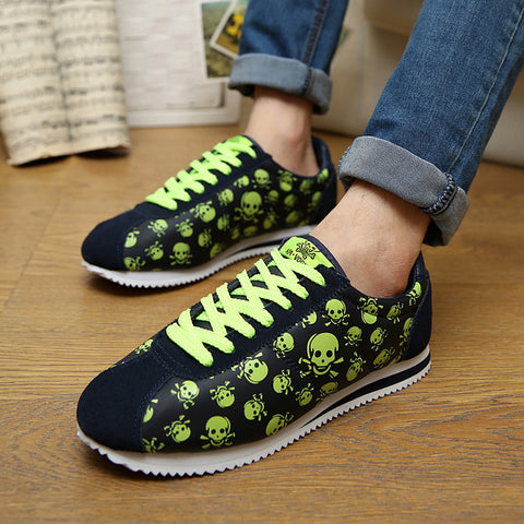 Image of Carla Skull Sneakers